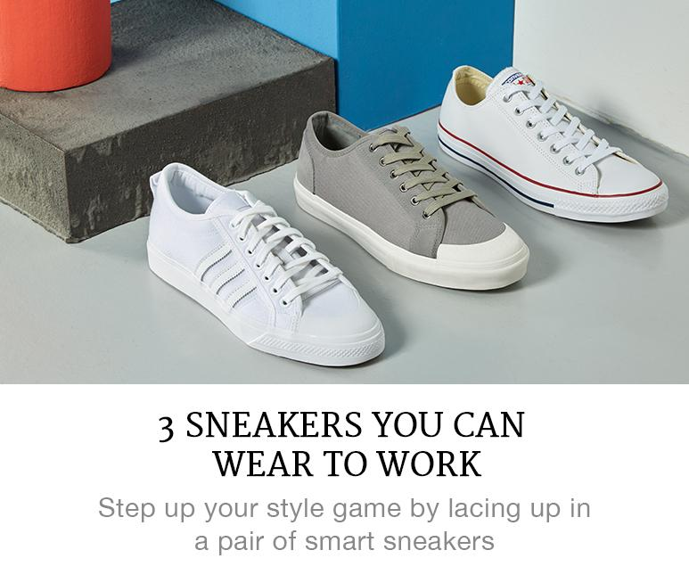 sneakers you can wear to work