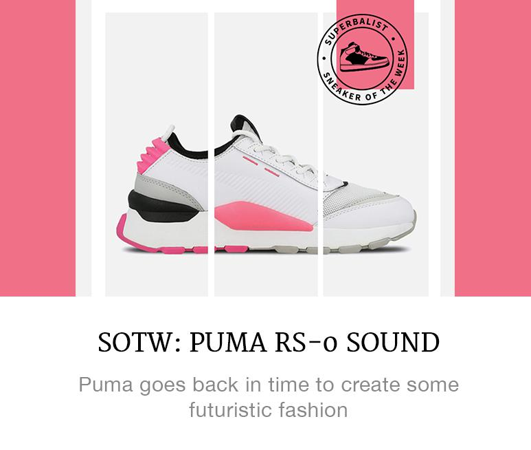 SOTW: PUMA RS-0 SOUND