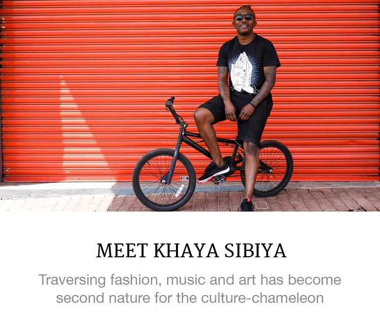 Meet Khaya Sibiya