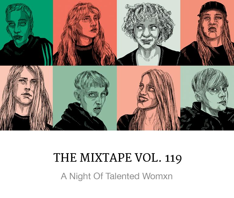 Women's Month Mixtape