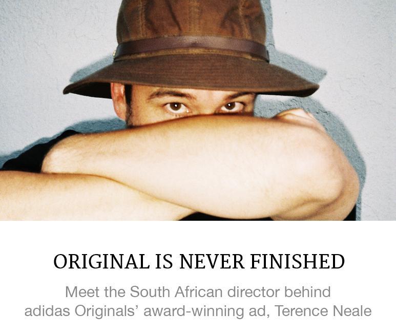 Original is Never Finished