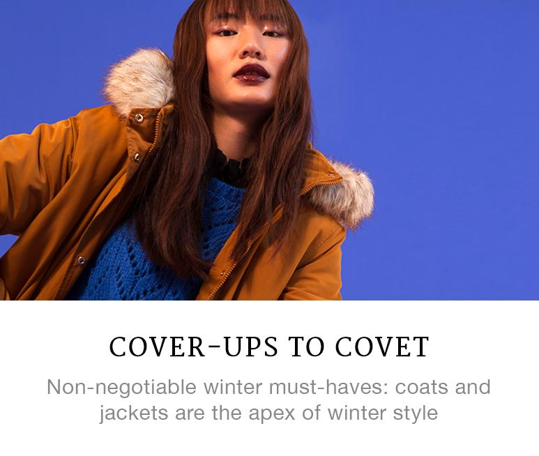 Cover-ups to Covet