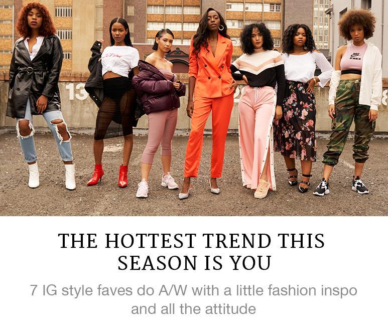 Autumn Winter fashion trends