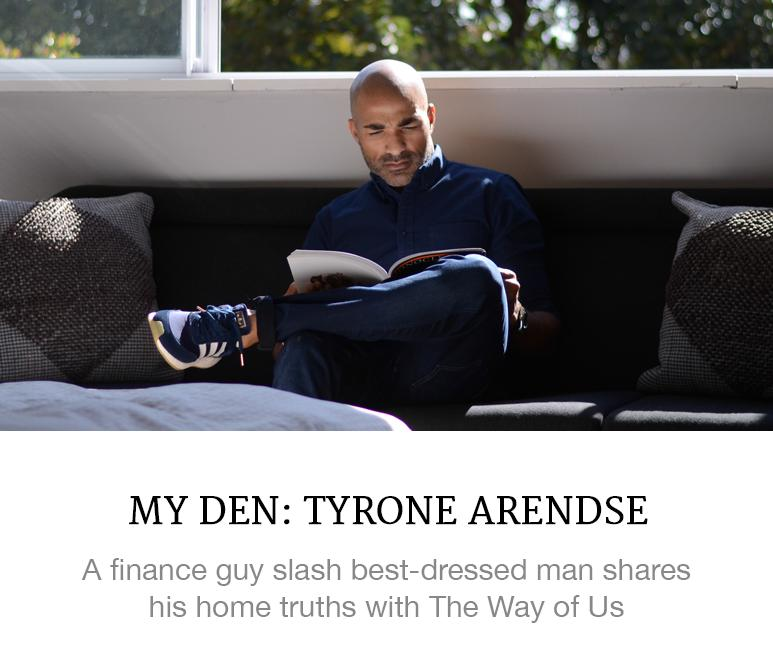 Tyrone Arendse's home
