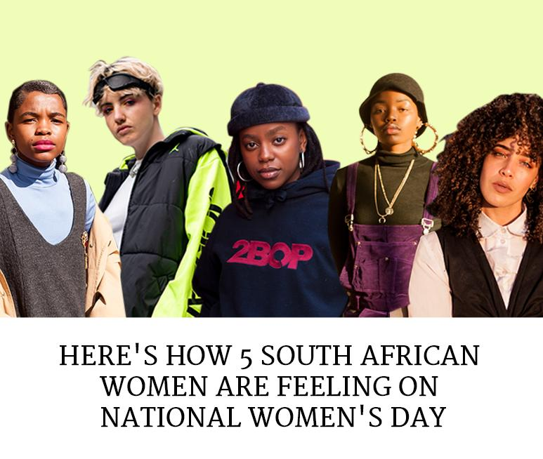 national womens day list