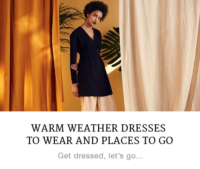 warm weather dresses