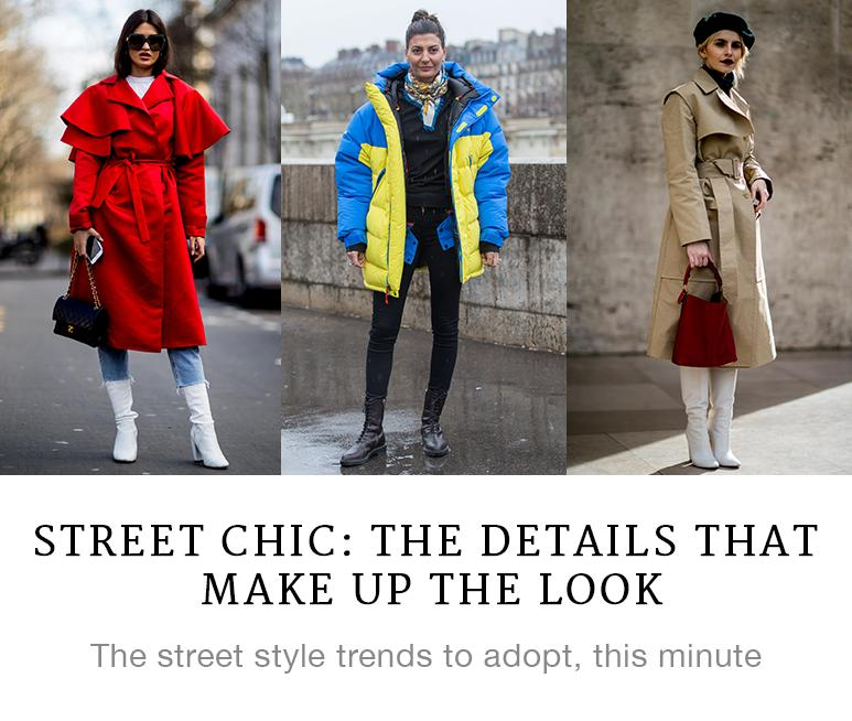 get the street chic look