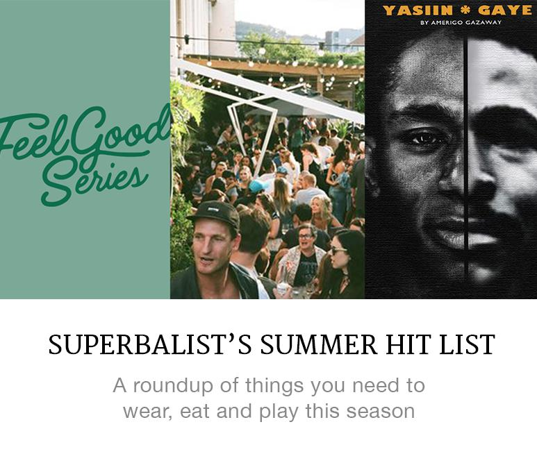 superbalist summer hitlist