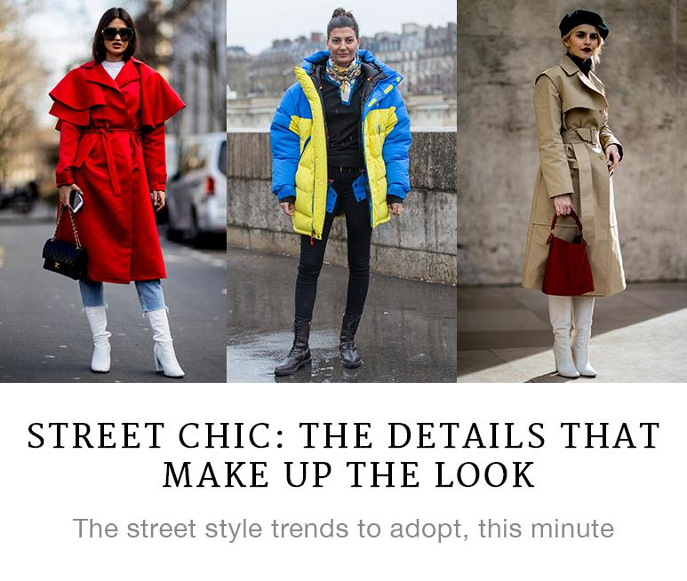 Street Chic: The Details That Make Up The Look