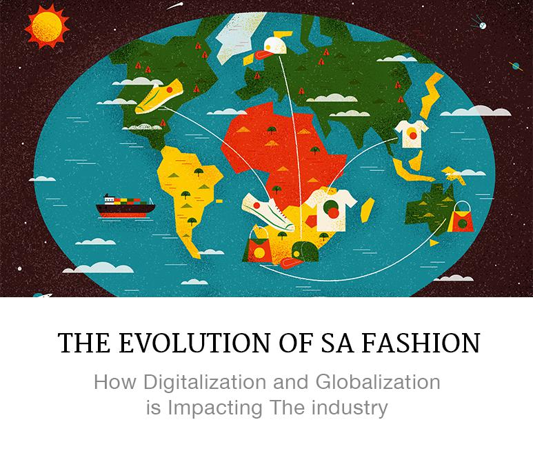 evolution of SA fashion