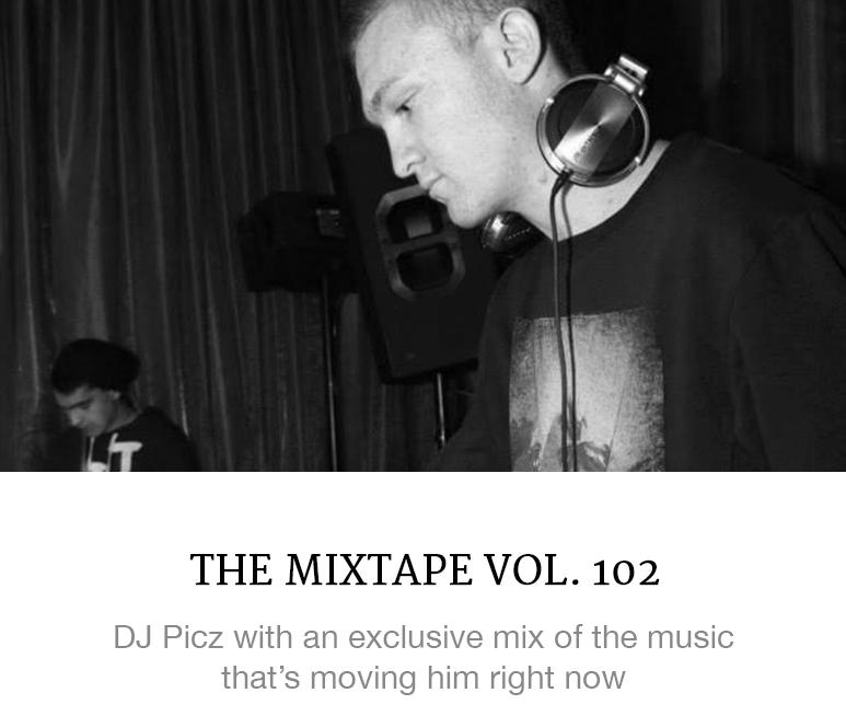 DJ picz Superbalist monday mixtape