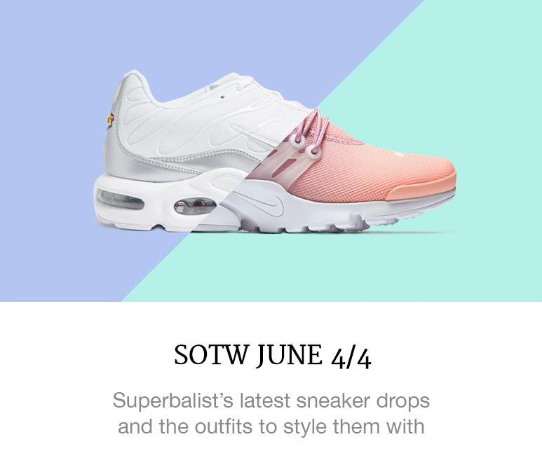 Newest sneaker drops