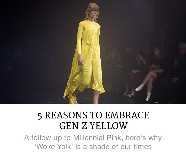 5 Reasons to Embrace Gen Z Yellow