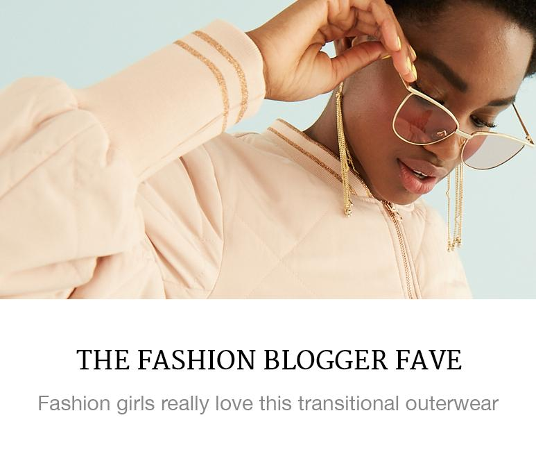 The fashion blogger fave