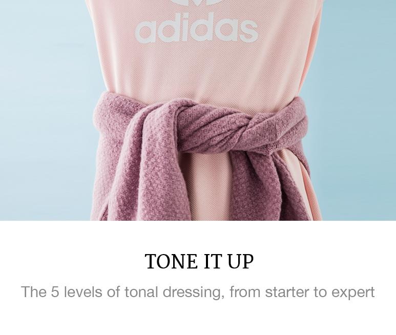 The 5 levels of tonal dressing, from starter to expert