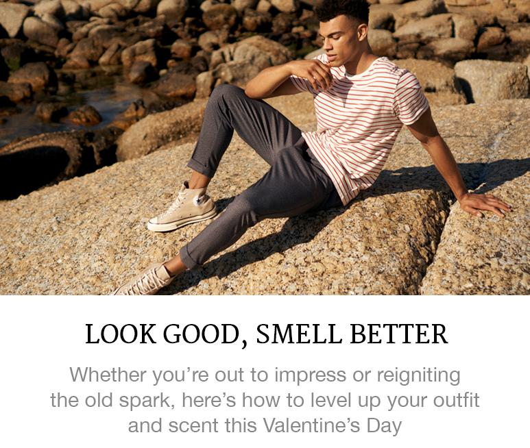 mens style and fragrance advice