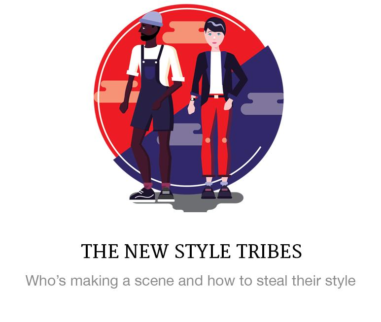 the style tribes you need to know