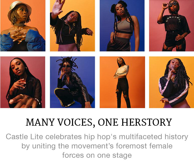 Many Voices, One Herstory
