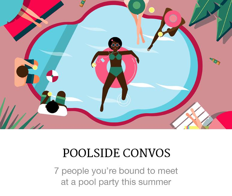 Pool Party Archetypes