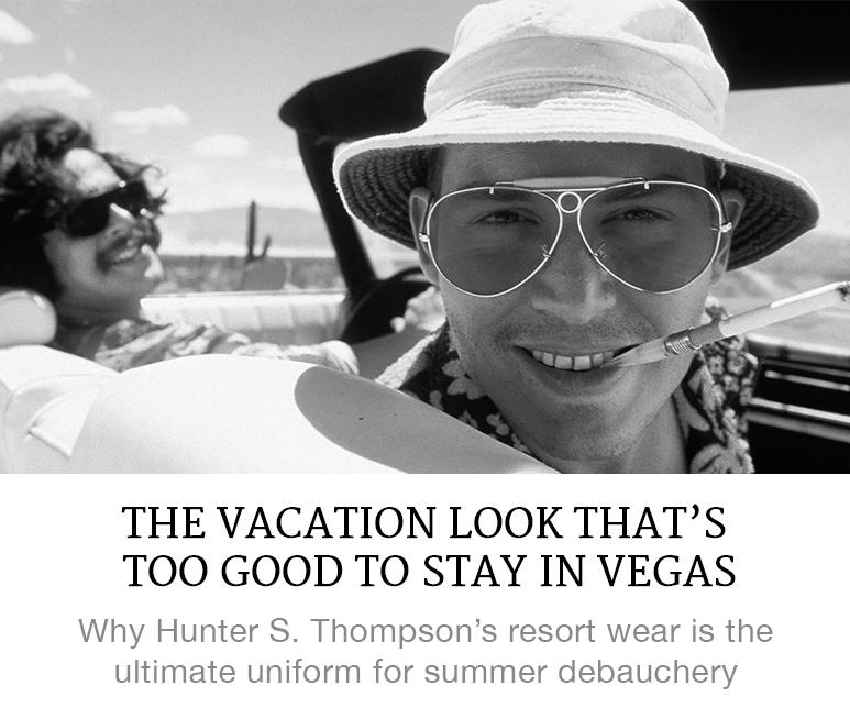 fear and loathing style
