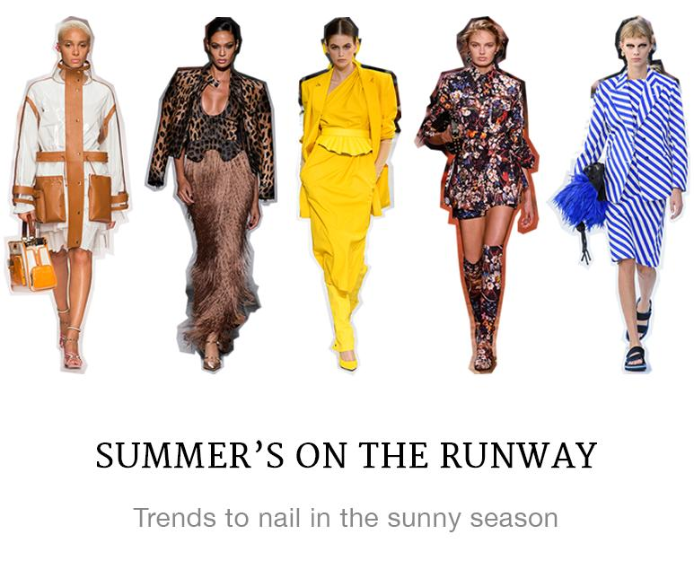 Summer's on the Runway