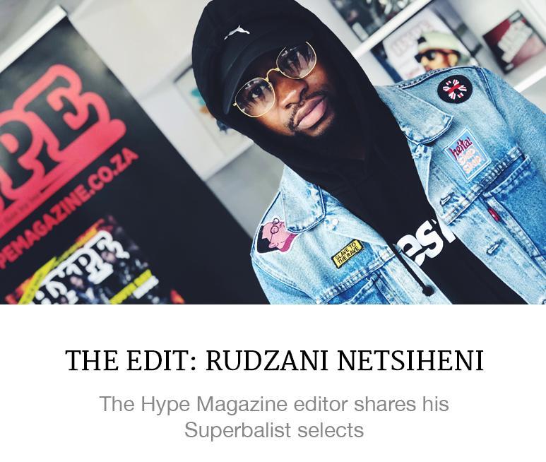 Hype magazine editor