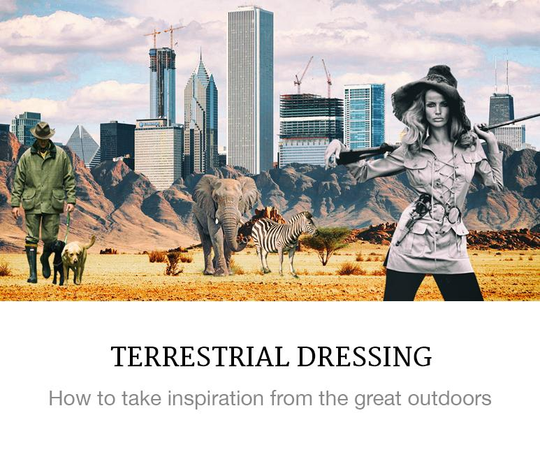 Dressing for the great outdoors