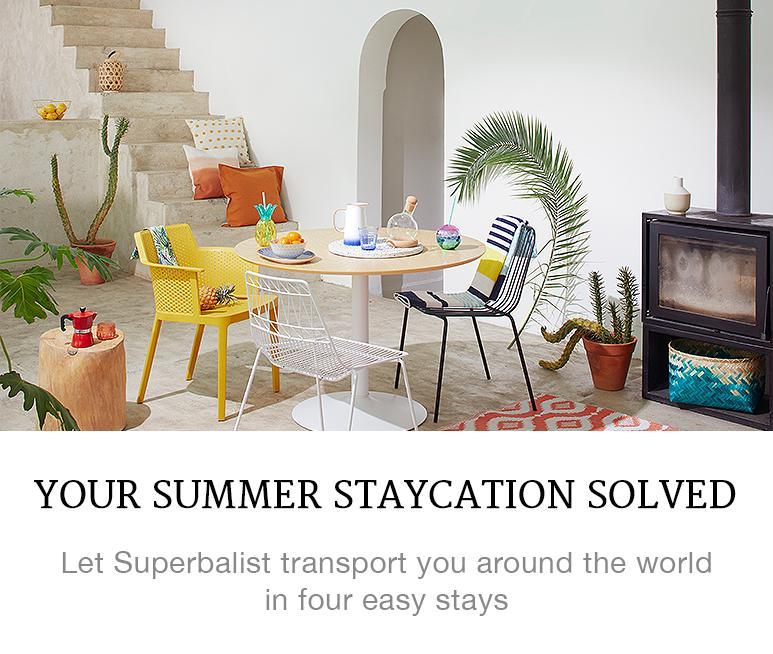 summer staycation