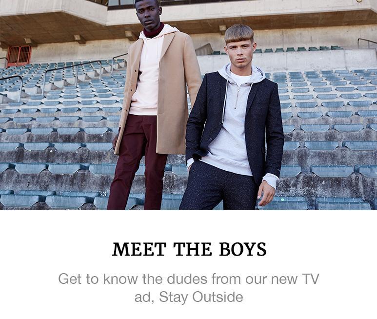 superbalist tv ad male models
