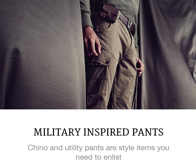 military inspired trousers cargo pants chinos superbalist fashion blog