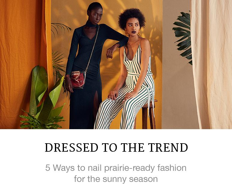 5 Dress Styles You're Gonna Need For Summer