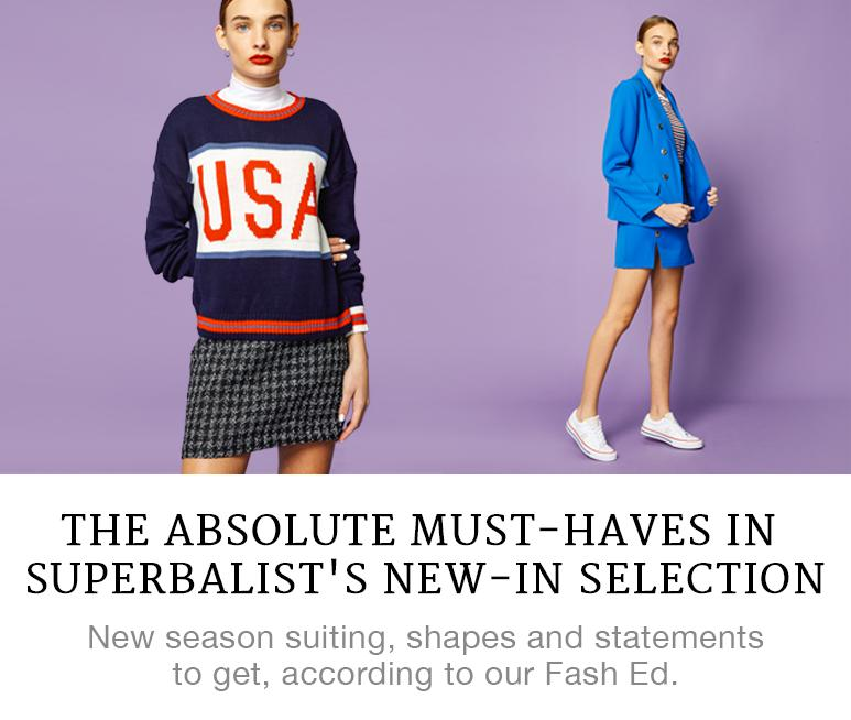 5 Absolute Must-have in Superbalist's New-in Selection