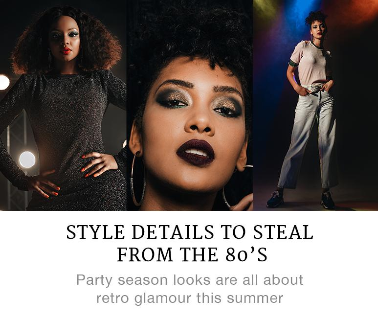 Style Details to Steal From the 80s
