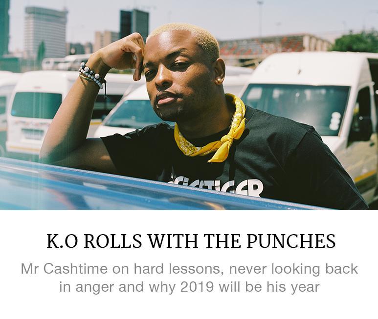 K.O is Mr Cashtime