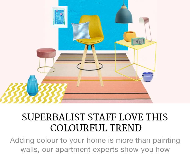 Superbalist staff love this decor trend