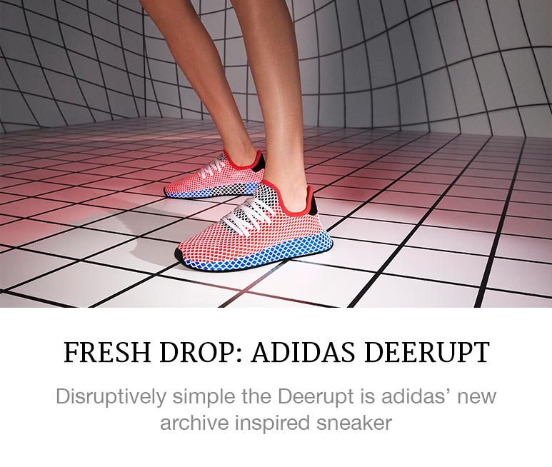 Fresh Drop: adidas Deerupt