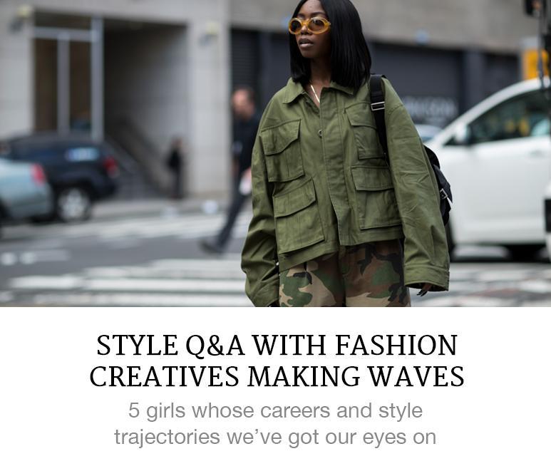 famous fashion girls