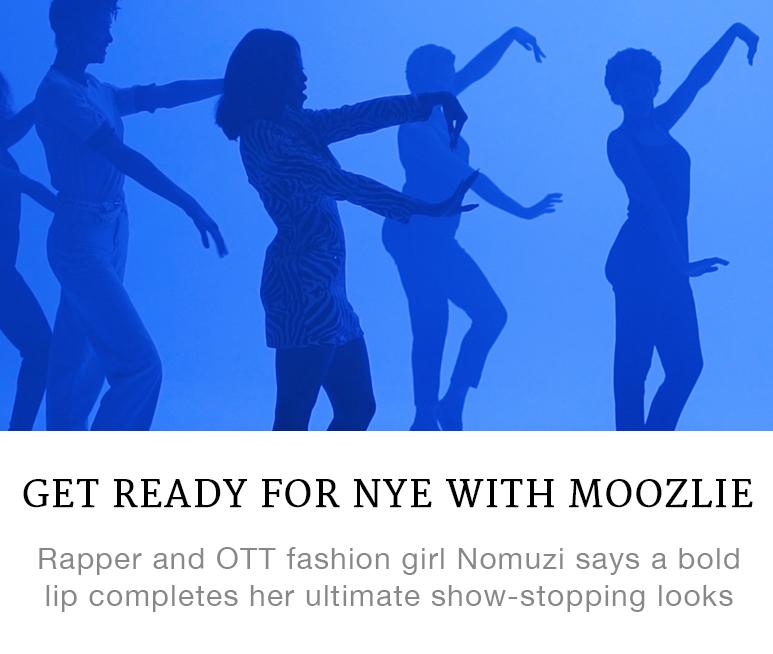 Get Ready for NYE with Moozlie