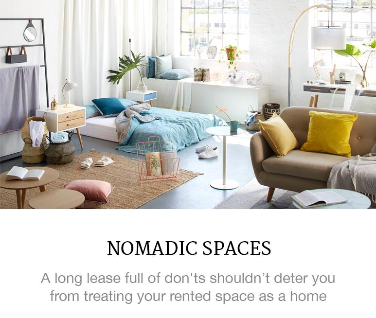 Nomadic Space