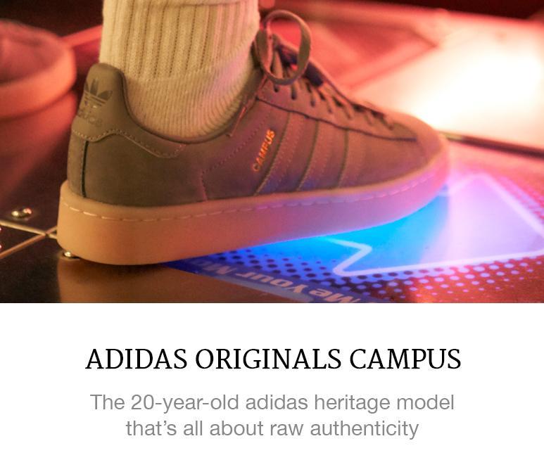 adidas originals campus sneakers shop superbalist