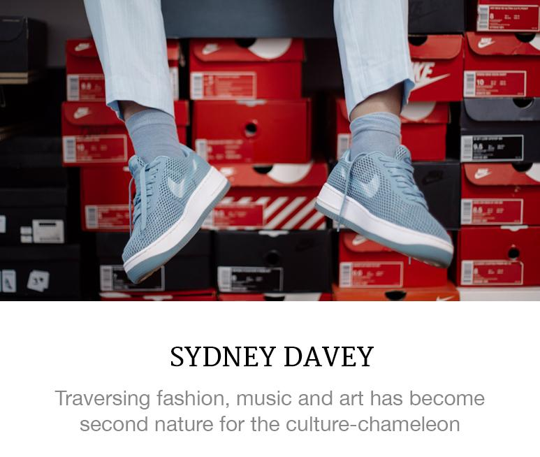 Meet Sydney Davy
