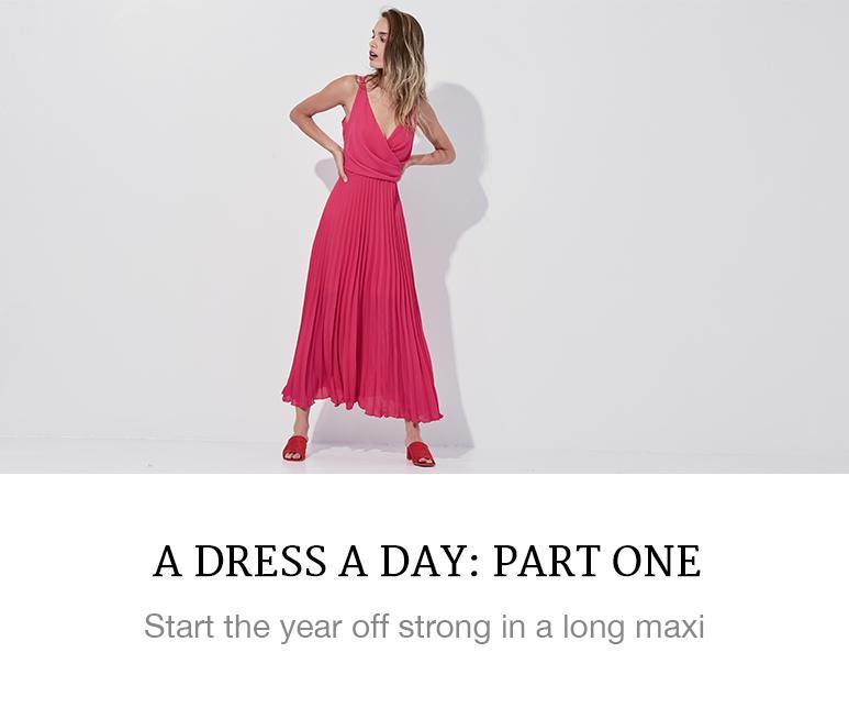 one dress worn several ways