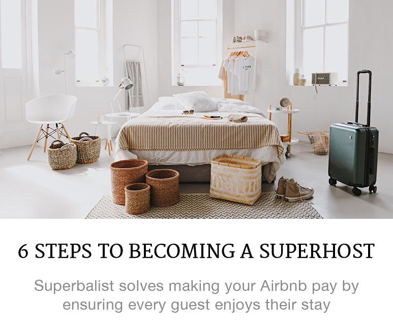 6 Steps to Becoming a Super Host