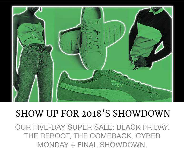Superbalist black friday showdown