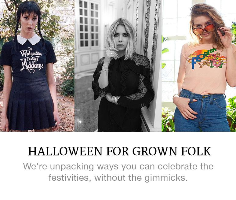 Halloween outfits you'll wear again
