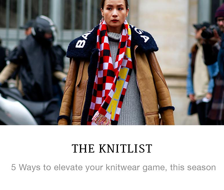 The Knitlist
