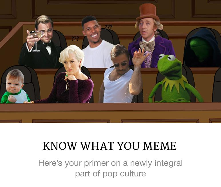 Know your memes