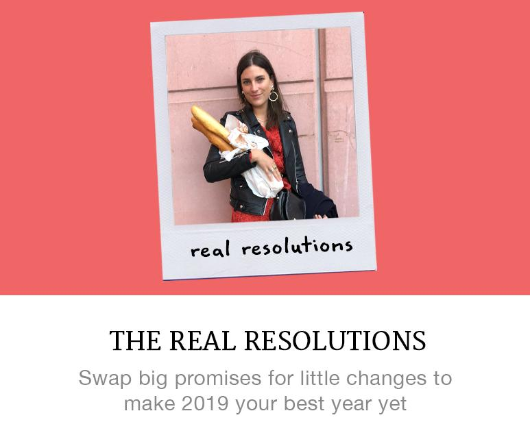 Real Resolutions