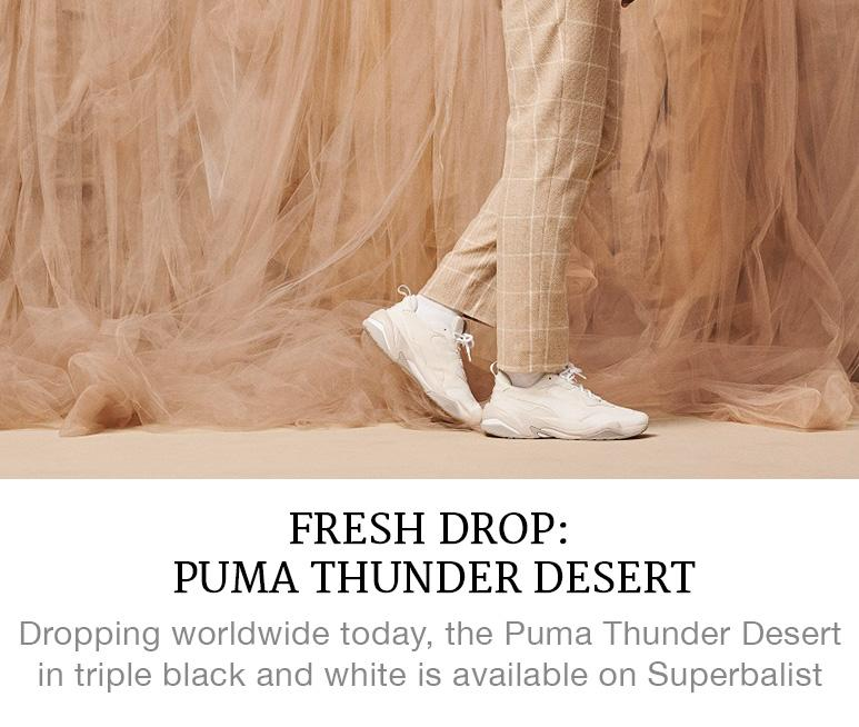 Puma Thunder Desert