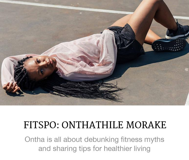 Fitspo: Onthatile Morake